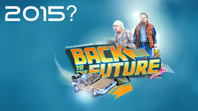 Back to the Future 1989 compared to the Technology of Today