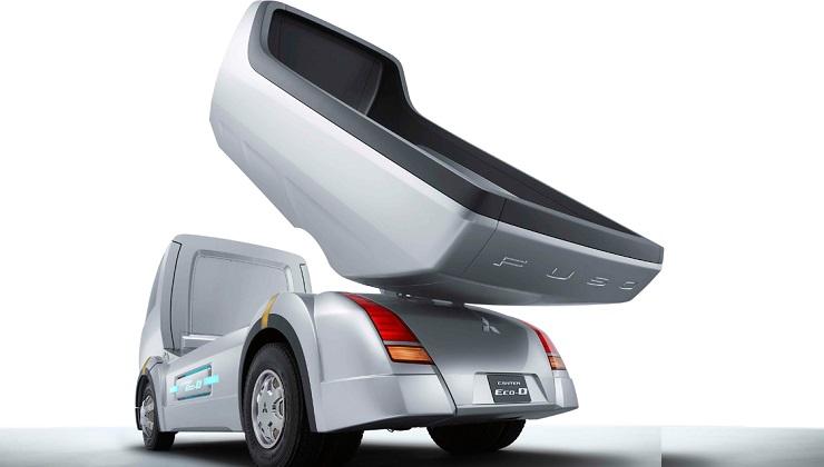 The Best Futuristic Trucks