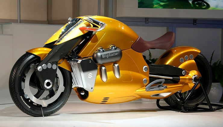 Top 10 Coolest Concept Motorbikes for Future!!!