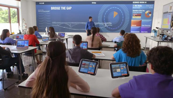 Top 10 Futuristic Technologies in the Classroom