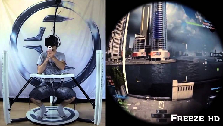 Top 5 Virtual Reality Gadgets of the Future