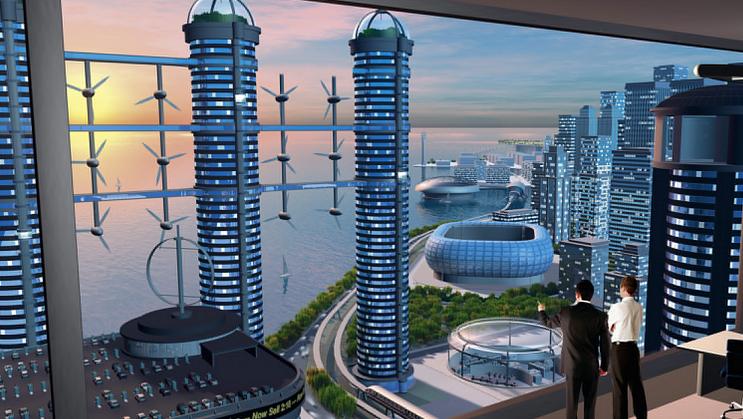 Future World 2050 – A Day In The Future