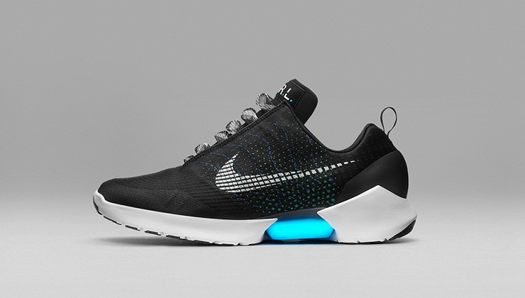 Nike puts Future Technology into your Shoes