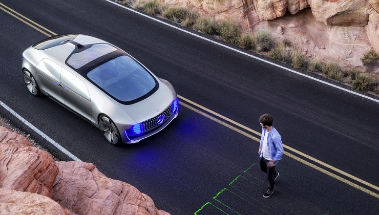 BMW Driving toward Future of Autonomous Cars