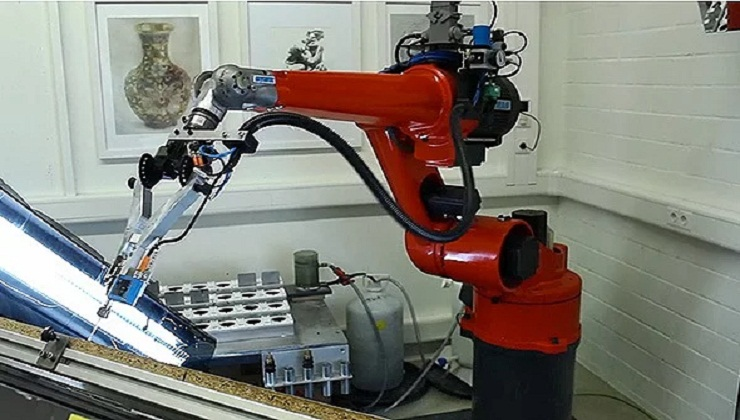 Vincent van Bot the Robots turning their Hand to Art