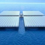 This huge Solar Panel barge could be the Future of Ocean-based Renewable Energy