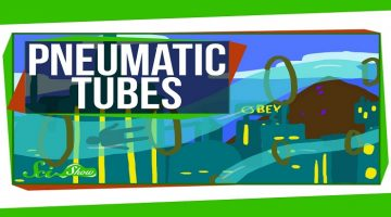 Pneumatic Tubes: Transportation of the Past… and Future?