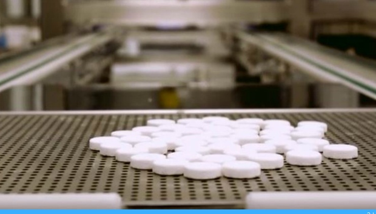 The world's first 3D-Printed Drug has just been unveiled