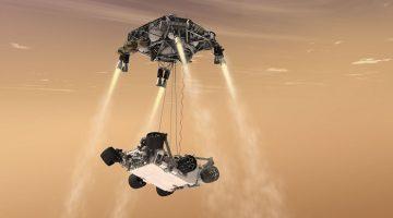 2020 NASA's Future Technology