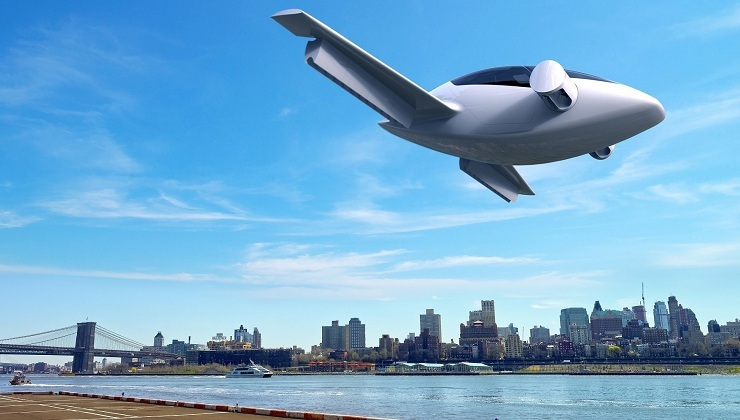 European Space Agency Teases Tesla of the Sky: A Flying Electric Vehicle by 2018