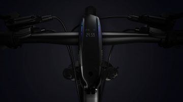 Future Gadget: SpeedForce Fully Integrated Cycling Computer