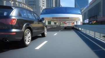 An Introduction to an amazing Future Transportation Concept called the Straddling Bus