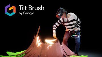 Introducing Google's Tilt Brush an amazing New Innovative Technology for Artists