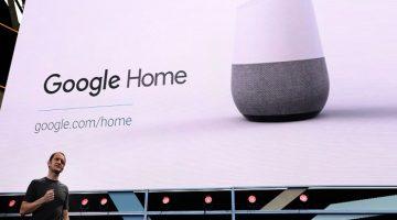 Google unveils Smart Speaker Google Home