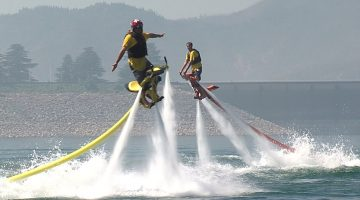 Introducing the Jetovator: A Revolutionary new Water Sports Gadget