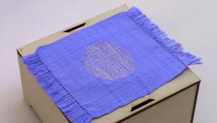 New 'Smart Threads' can change the colour of your Clothes instantly