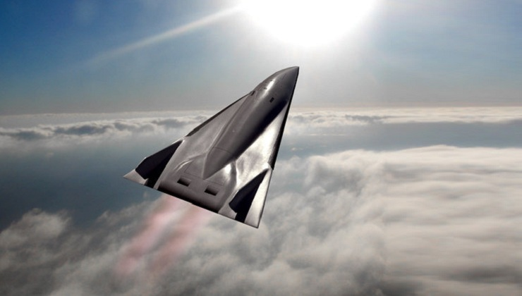 this hypersonic jet
