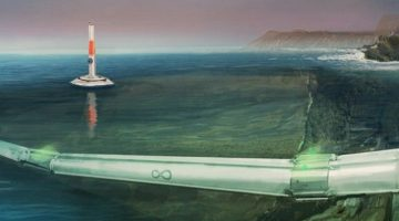Hyperloop One is taking its crazy Transport System Underwater