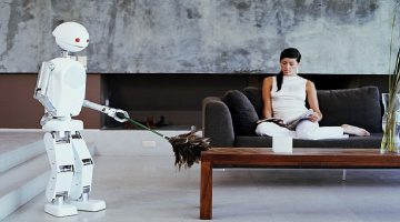 Elon Musk's new company is developing Robots to do your Housework