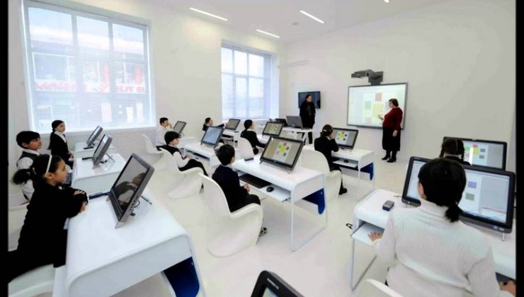Here is the School Of The Future