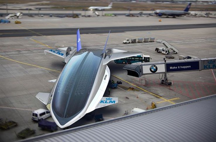 Here is the Future of Aircraft Technology from NASA