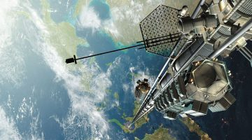 Japanese Company wants to Build a Space Elevator by 2050