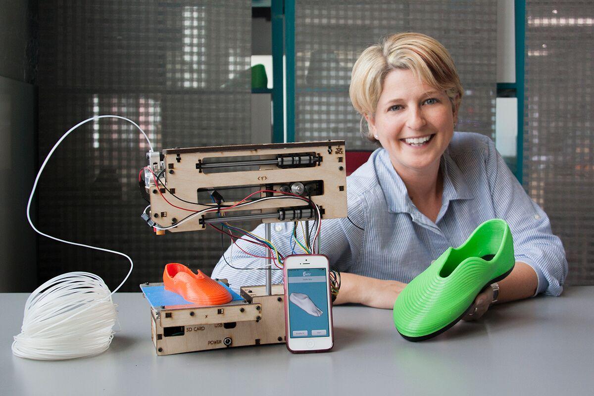 Feetz the Future of Shoe development Technology