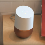 Google Home Demonstration & the Future Home