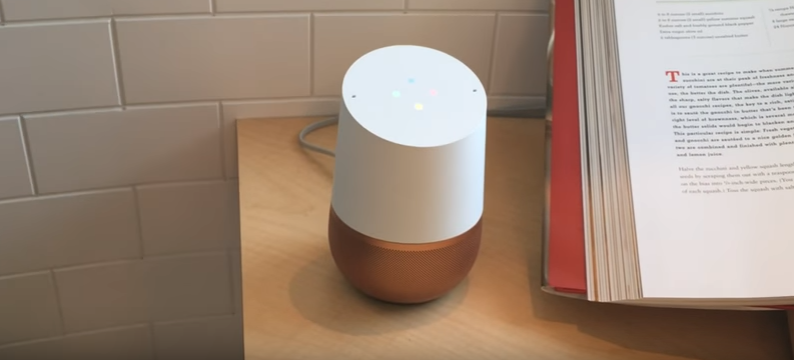 Google Home and the future home