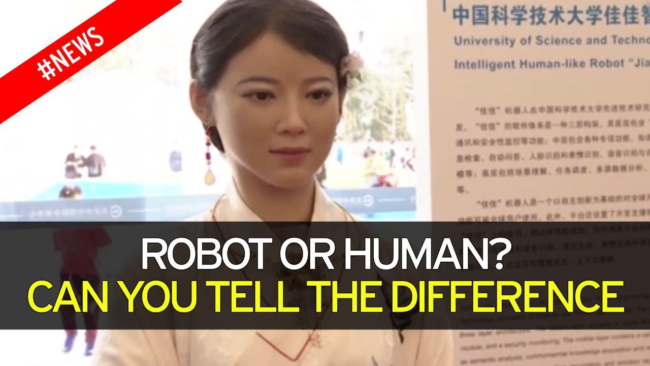 Human-like Robot