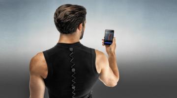 New Smart Shirt Prevents Bad Posture Pain