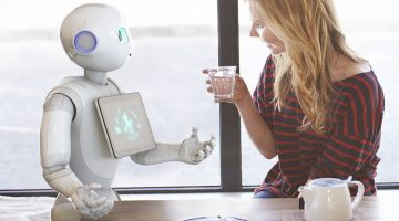 Living with Robots