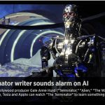 Terminator Writer Sounds Alarm on Artificial Intelligence