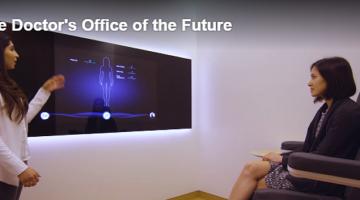 The Doctor's Office of the Future