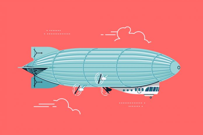 Blimps or Airships are the Future of Freight Transport