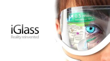 Can We Expect iGlass- Augmented Reality Glasses from Apple This Summer?