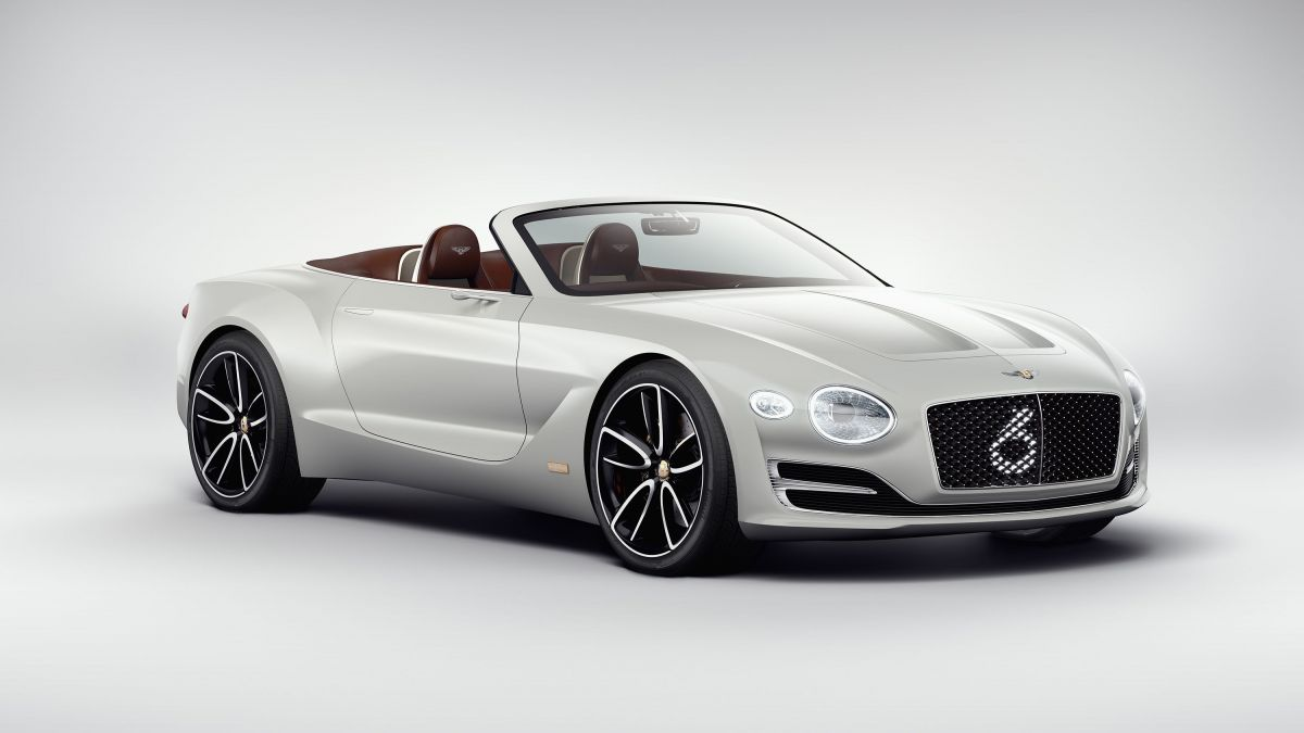 Five Of The Most Futuristic Cars Unveiled At The Geneva Motor Show