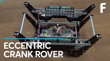 The Simple Robot that can take on any Obstacle
