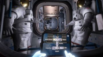 'Mission: ISS' offers chance to Visit International Space Station – In Virtual Reality