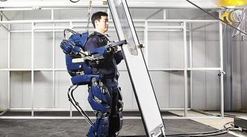 Meet the SUPERHUMANS: Researchers reveal How Technology will turn Future Factory Workers into Cyborgs