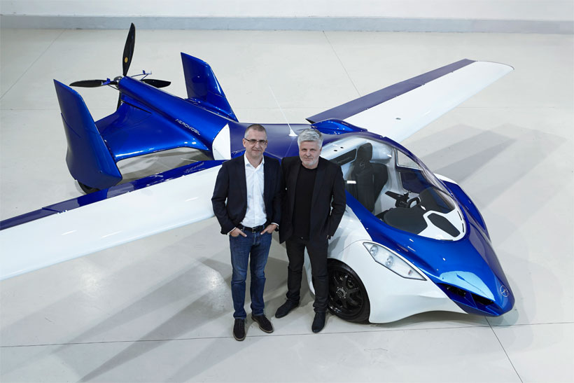 World's first commercially-available flying car now available to order