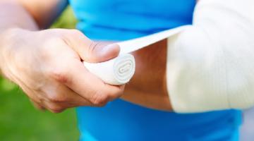 "Futuristic ""Smart Bandages"" use 5G Data and Track Human Health"