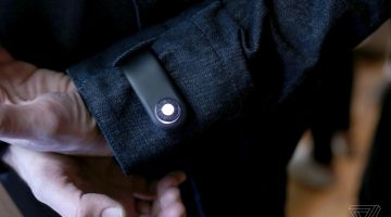 Google's New 'Smart Jacket' is Finally Hitting Stores