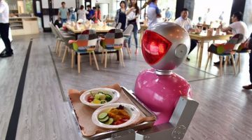 Four ways Technology could Impact Restaurants in the Future