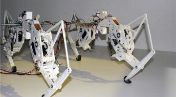 Researchers Create Robotic Cheetah