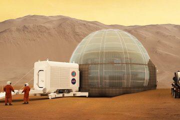 Mars Settlement