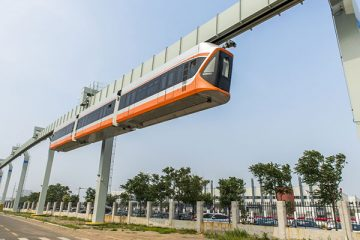 Future Monorail prototype
