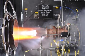 NASA wants to use 3D-Printed Parts for Future Rocket Engines