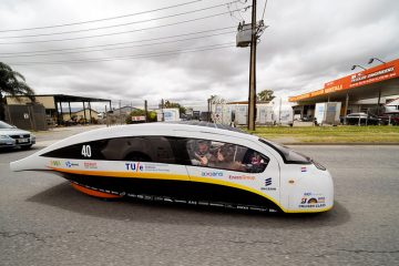 This High-Tech, Solar-Powered Car May be the Future of Travel