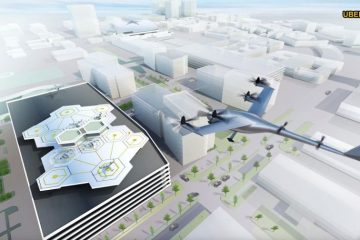 Uber and NASA Want to Bring You Flying Cars in the Next Two Years